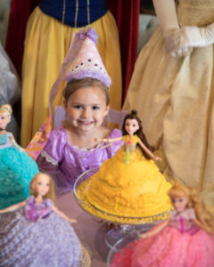 A Pretty Princess Party